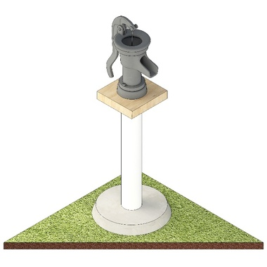 Simple Water Well