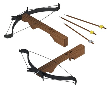 Home-Made Crossbow